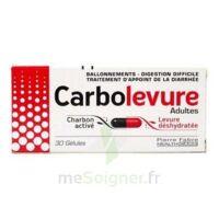 CARBOLEVURE Gélules adulte Plq/30 à Paray-le-Monial