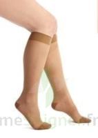 Thuasne Venoflex Secret 2 Chaussette femme beige doré T4N à Paray-le-Monial