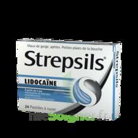Strepsils lidocaïne Pastilles Plq/24 à Paray-le-Monial