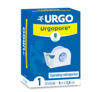 Urgopore Géant Sparadrap 2,5cmx9,14m dévidoir à Paray-le-Monial