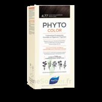 Phytocolor Kit Coloration Permanente 4.77 Châtain Marron Profond à Paray-le-Monial