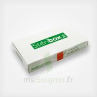 Stéribox Kit prévention et hygiène pour les toxicomanes avec seringues 100UI/ml à Paray-le-Monial