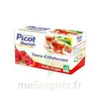 Picot Maman Tisane d'allaitement Fruits rouges 20 Sachets à Paray-le-Monial