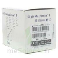 BD MICROLANCE 3, G22 1 1/2, 0,7 m x 40 mm, noir  à Paray-le-Monial
