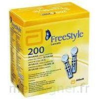 Freestyle Papillon Lancettes B/200 à Paray-le-Monial