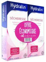 Hydralin Sécheresse Crème lavante spécial sécheresse 2*200ml à Paray-le-Monial