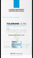 Toleriane Solution Démaquillante Yeux 30 Unidoses/5ml à Paray-le-Monial