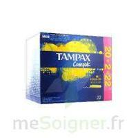 Tampax Compak - Tampon Régulier à Paray-le-Monial