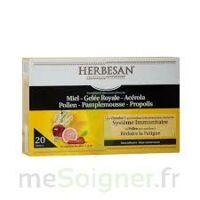 Herbesan Système Immunitaire 30 ampoules à Paray-le-Monial