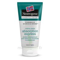 Neutrogena Crème pieds absorption express 100ml à Paray-le-Monial