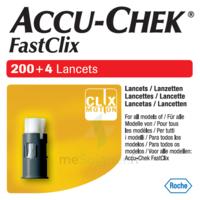 Accu-chek Fastclix Lancettes B/204 à Paray-le-Monial