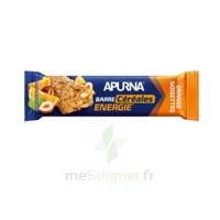 Apurna Barre énergie Croustillante Orange Noisettes 35g à Paray-le-Monial