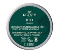 Nuxe Bio Déodorant Baume Fraîcheur 24h Toutes Peaux Pot/50g à Paray-le-Monial