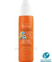 Avène Eau Thermale Solaire Spray Enfant 50+ 200ml à Paray-le-Monial