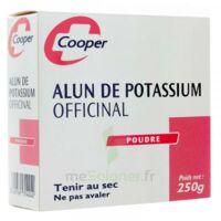 Cooper Alun Potassium Poudre B/250g à Paray-le-Monial