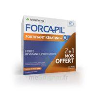 Forcapil Fortifiant + Kératine Gélules B/180 à Paray-le-Monial