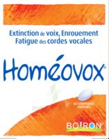 Boiron Homéovox Comprimés à Paray-le-Monial