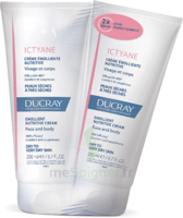Ducray Ictyane Crèmes Duo 2 X 200ml à Paray-le-Monial