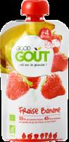 Good Goût Alimentation Infantile Fraise Banane Gourde/120g à Paray-le-Monial