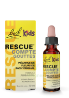 Rescue® Kids Compte-gouttes - 10 Ml à Paray-le-Monial