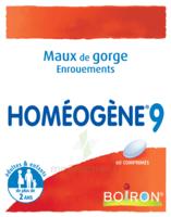 Boiron Homéogène 9 Comprimés à Paray-le-Monial