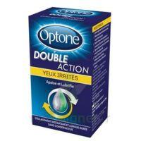 Optone Double Action Solution Oculaire Yeux Irrités Fl/10ml Promo à Paray-le-Monial