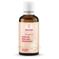 Weleda Huile De Massage Allaitement 50ml à Paray-le-Monial