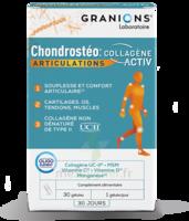Chondrosteo Collagène Actif Gélules B/30 à Paray-le-Monial