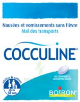 Boiron Cocculine Comprimés Orodispersibles B/40 à Paray-le-Monial